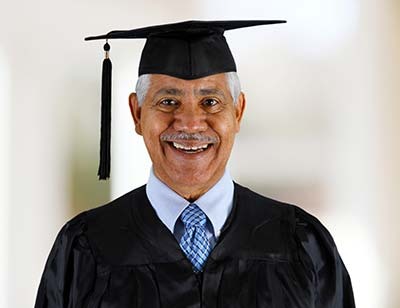 Senior Graduating, learning and Alzheimer's