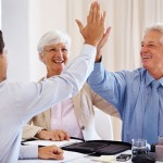 Older Americans and seniors returning to work, waiting to retire